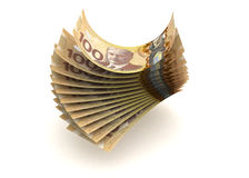 Canadian Currency Stock Images