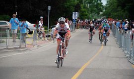 The Canadian Cycling Championships, Georgetown, ON Stock Photos