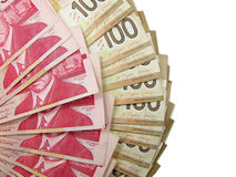 Canadian dollar Stock Image