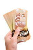 Canadian Dollar Stock Images