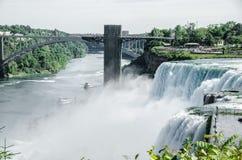 Canadian Falls Stock Image