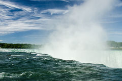 Canadian Falls Stock Photography
