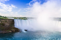 Canadian Falls Royalty Free Stock Images