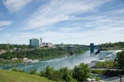Canadian Falls Royalty Free Stock Photo