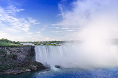 Canadian Falls Royalty Free Stock Photography