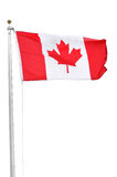 Canadian Flag Royalty Free Stock Photography