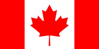 Canadian Flag Stock Photos