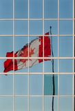 Canadian Flag Royalty Free Stock Image