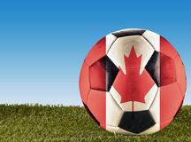 Canadian football Stock Images