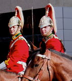 Canadian Forces Lord Strathcona's Horse Regiment Royalty Free Stock Photos
