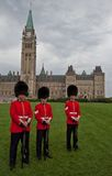 Canadian Guards Royalty Free Stock Photos