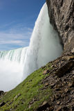 Canadian Horseshoe Falls at Niagara Stock Photos