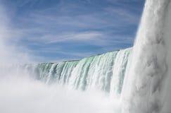 Canadian Horseshoe Falls at Niagara Royalty Free Stock Image