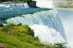 Canadian horseshoe Falls Royalty Free Stock Photo