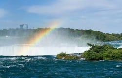 Canadian Horseshoe Falls at Niagara Royalty Free Stock Images