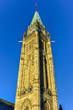 Canadian House of Parliament - Ottawa, Canada Royalty Free Stock Images
