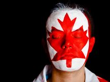 Canadian man Stock Images