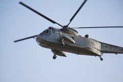 Canadian military helicopter Royalty Free Stock Photo
