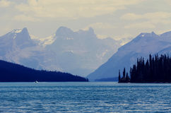 Canadian mountains Stock Images