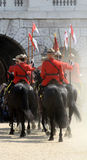 Canadian Mountie Royalty Free Stock Photo