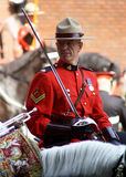 Canadian Mountie Stock Photos