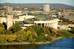 Canadian Museum of Civilization Stock Photography