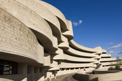Canadian Museum of Civilization Royalty Free Stock Image