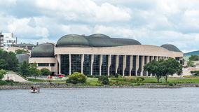Canadian Museum of History. In Gatineau, Quebec, Canada Stock Photography