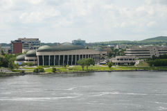 Canadian Museum of History - Ottawa - Canada. Canadian Museum of History in Ottawa - Canada Royalty Free Stock Image