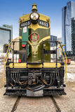 Canadian National locomotive Royalty Free Stock Image