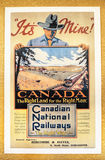 Canadian National Railways Royalty Free Stock Photos