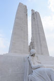 The Canadian National Vimy Memorial Stock Photography
