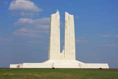 Canadian National Vimy Memorial Royalty Free Stock Image
