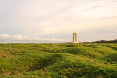 The Canadian National Vimy Ridge Memorial in France. Stock Photography