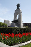 Canadian National War Memorial Stock Photography