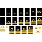 Canadian Navy insignia Royalty Free Stock Photos