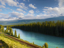Canadian Pacific Railway Stock Photos
