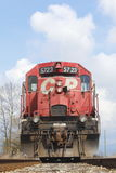 Canadian Pacific Train Close-Up Royalty Free Stock Photo