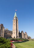 Canadian Parliament Stock Images
