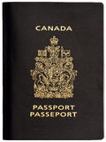 Canadian Passport Stock Photos