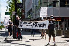Canadian People are Protesting the Firearm Ban by Prime Minister Justin Trudeau