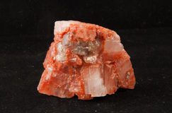 Canadian potash sample Stock Image