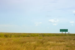 Canadian Prairie scenic. Scenic view of Canadian Prairie, Alberta, Canada stock photos