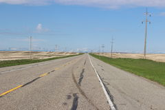 Canadian Prairies Stock Photography