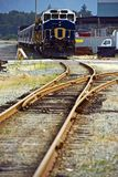 Canadian Railroad Theme Stock Images