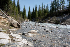 Canadian river Royalty Free Stock Photos