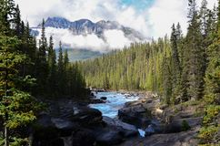 Canadian River kanjon 7 royaltyfri fotografi