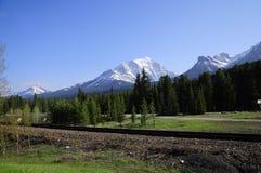 Canadian Rockies. Royalty Free Stock Photo