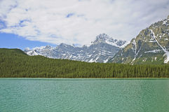 Canadian Rockies. Royalty Free Stock Image