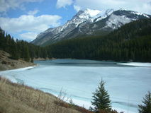 Canadian Rockies Royalty Free Stock Image